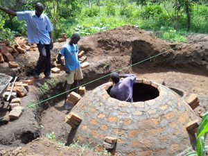 Tororo Cement offered 44 biogas plants in 4 sub county in Tororo District